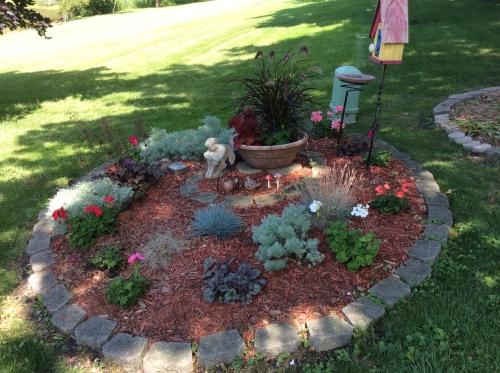 Fairy Circle Vignette